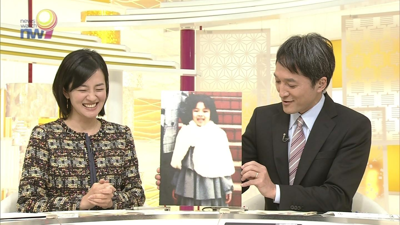 【画像】「ニュースウオッチ9」キャスター2人(鈴木奈穂子たん ...