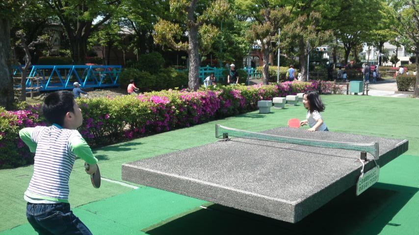 新宿交通公園 : 城東ドンキーズ ...