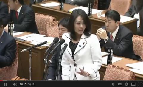 杉田水脈 日本維新の会の杉田水脈(みお)衆院議員(46)が注目されている。1年生議員ながら、慰安