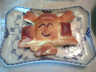 可愛いパン その1