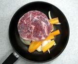 ラム肉鍋 (3)