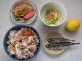 朝食被災食 (4)