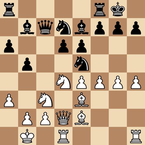 チェス反省2(シシリアンディフェンス) : chess反省譜