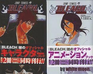 BLEACH アニメ&キャラブック