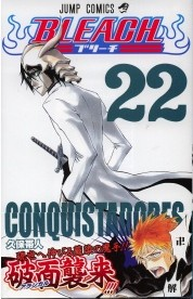 BLEACH 22巻