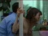 濱田のり子 美容院での激しいファック映像!!