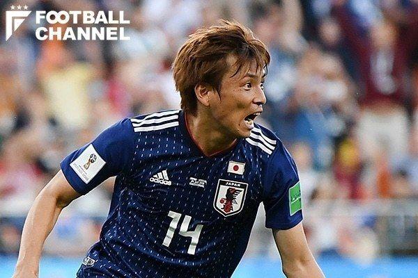 【ロシアW杯】乾貴士がMOMに! 英メディア『BBC』が選出「日本は悲しみに終わったが、彼はとても素晴らしかった」