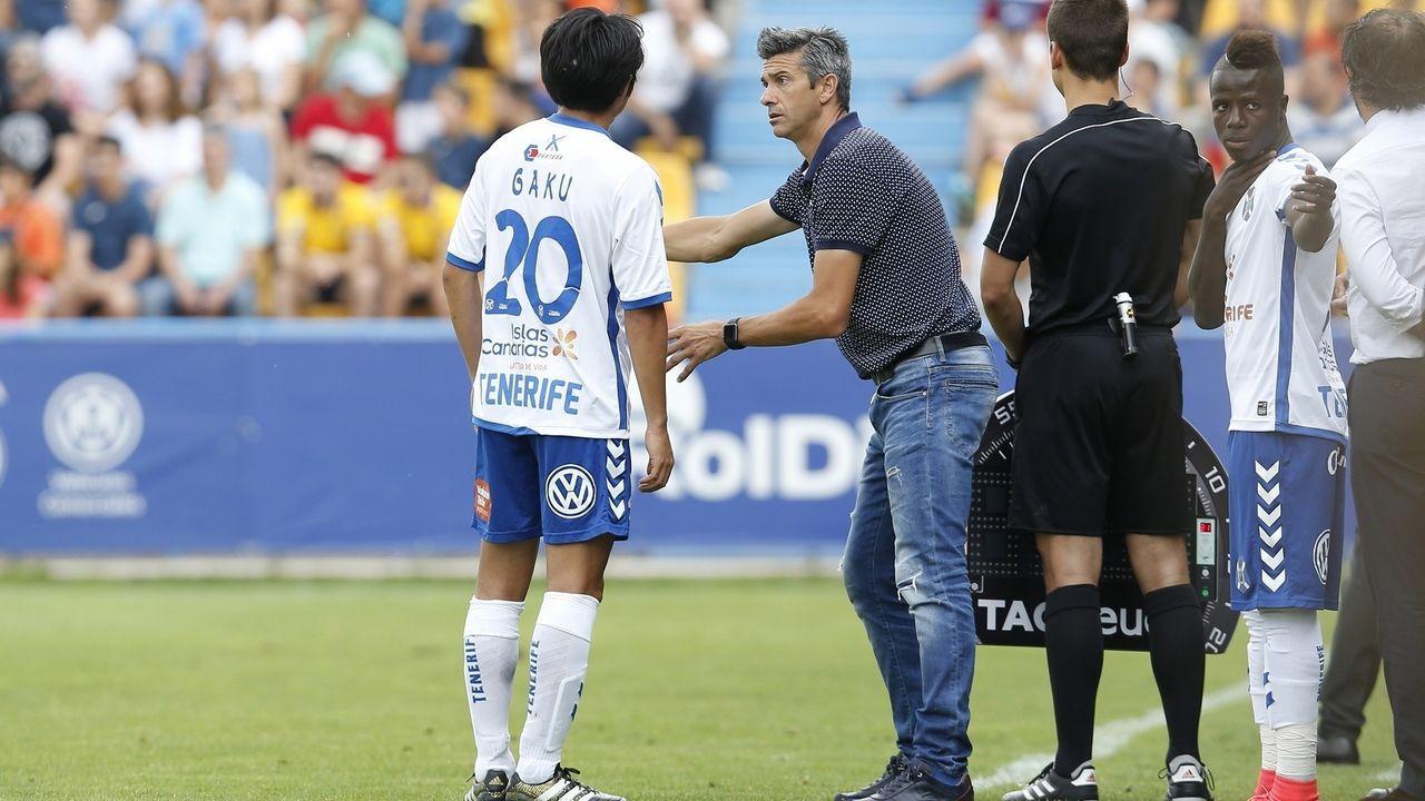 <テネリフェ監督>「柴崎はスペイン1部でも活躍できる」感心するのは技術面だけではなく、ピッチの上での知性