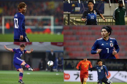 <投票結果>注目のガーナ戦、ファンが活躍を期待する日本代表の選手は誰?3位柴崎岳、2位青山敏弘、1位は?