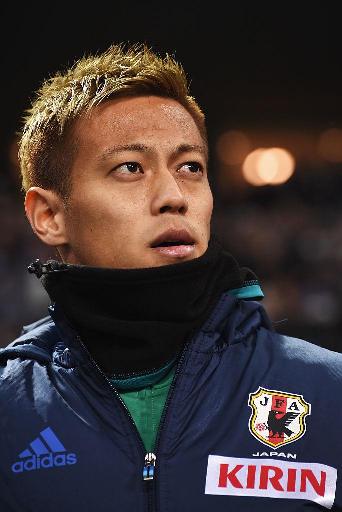本田が同点のチャンスを潰し号泣の浅野に共感せず 「泣く選手の気持ちは分からない」