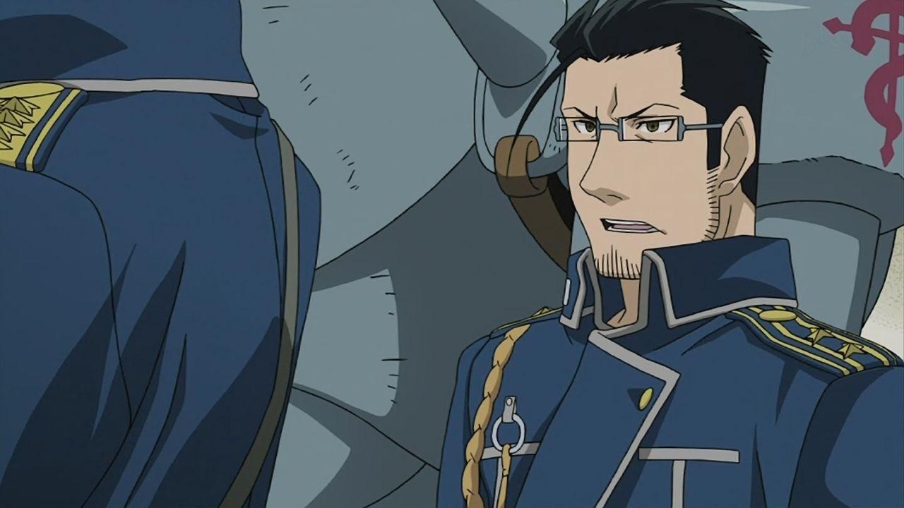 【鋼の錬金術師FA】【画像】マース・ヒューズ 02 : Ganimeで。