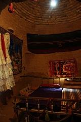 ハランの伝統的な家屋で