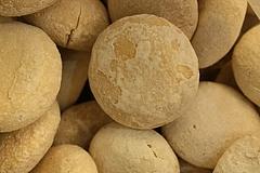 ケシッキ(クルット、スルタン)と呼ばれる乾燥ヨーグルト
