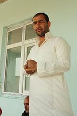 ハランではアラブ人がほとんど