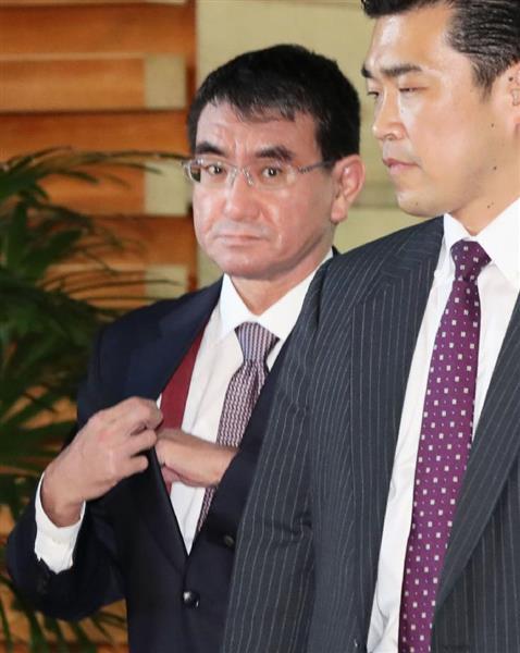 河野太郎外相、韓国外相と電話会談「対話を持ち出す状況ではないことは完全に一致」