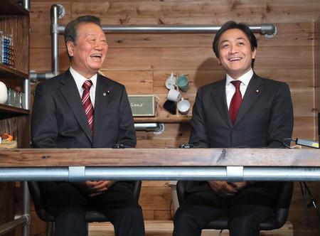 【小沢氏】「細かい政策がどうのこうの言っても仕方ない」国民民主の基本政策を受け入れる姿勢を示唆