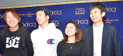 Oct_28_15_PC_Honma__Shibata__Suwahara__Chiba_SEALDs_member003