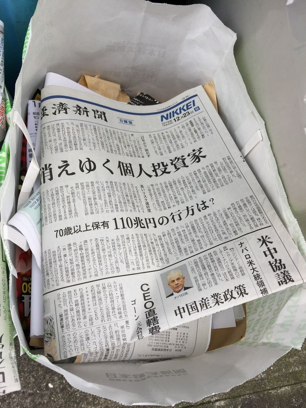 NewsPaper-out-investor