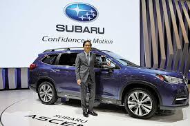 SUBARU-SUV