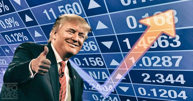 stockmarket-trump