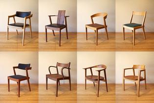 山上木工の椅子