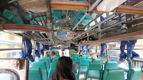 フジ行バス