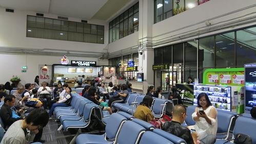 チェンライ空港