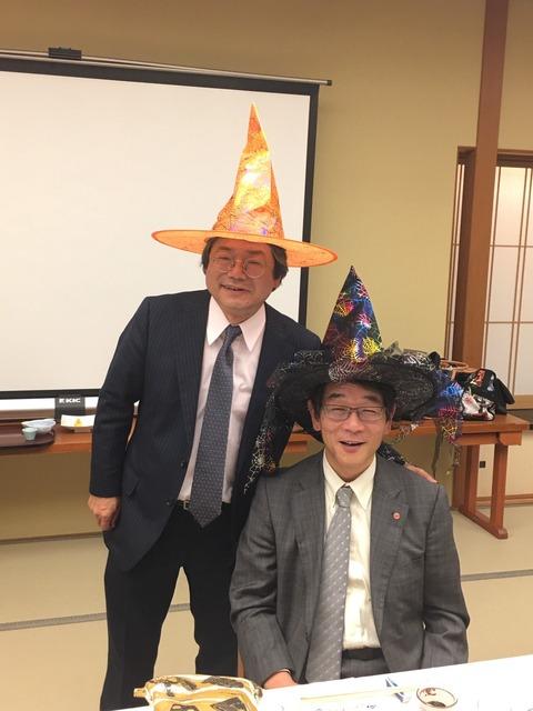 田邊先生と