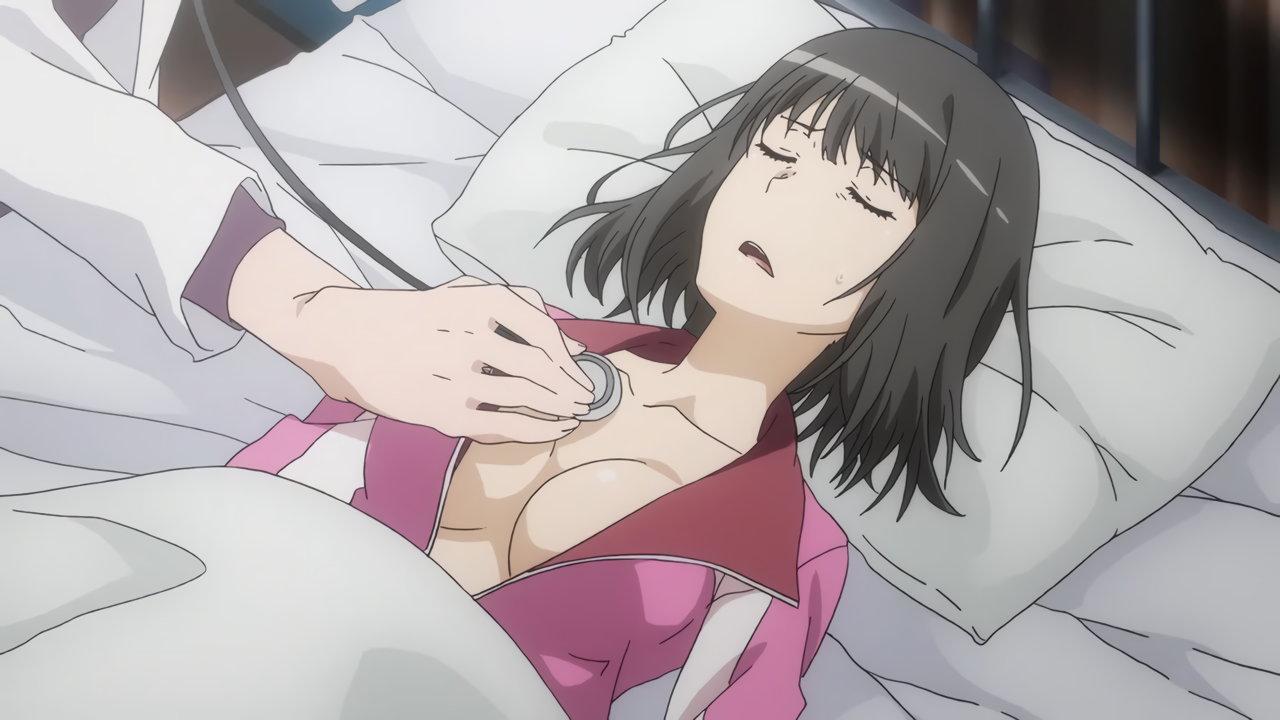 一般アニメサービスシーン