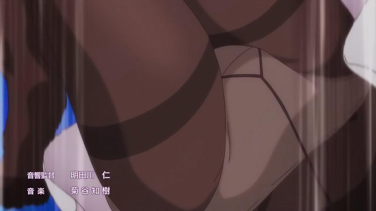 アニメ ゆらぎ荘 エロシーン