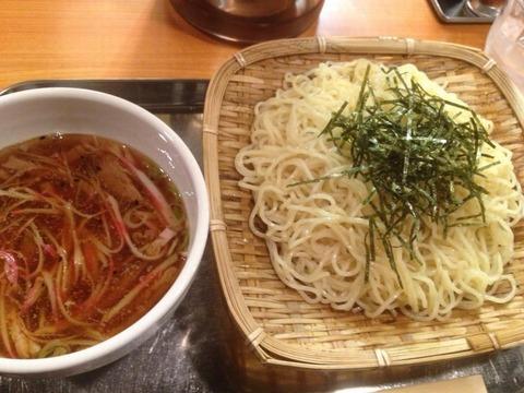 つけ麺@日吉大勝軒