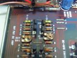 YAMAHA T-1出力回路(DCアンプ部)