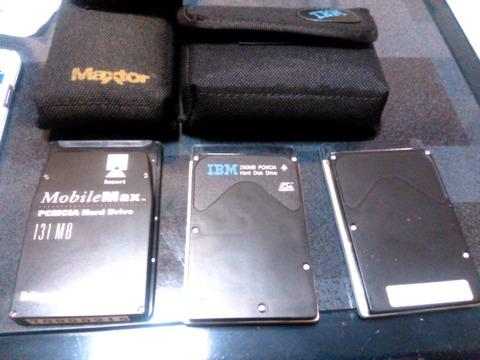 PCMCIA HDD