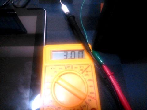 KT-1100D再調整 VT(L)電圧_0062