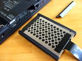 X201HDD換装_1