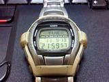 G-SHOCK GT-002電池交換後_20110913