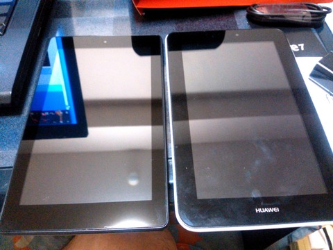 Fire7タブレットとHUWEIタブレット_0064