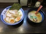 得つけ麺、眞司其の二@草加