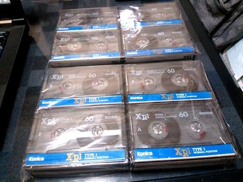 中古Cassette16本(ブツ)_0063