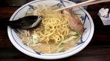 味噌ラーメン・麺拡大@味噌や_20131223