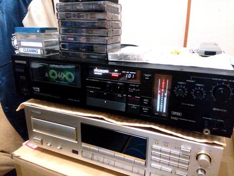 KX-880D録音中_0061