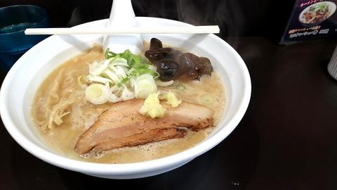 麺やhide・味噌ラーメン