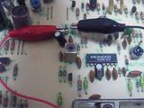 Pioneer F-120D調整中