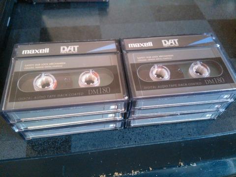 Maxell DATテープ180分_0060