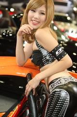 東京スペシャルインポートカーショー2009コンパニオン22