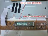 T-424_表示・操作ボタン部基板全体