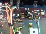 YAMAHA T-1(通常品の)電解コン交換後