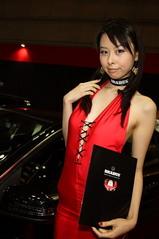 東京スペシャルインポートカーショー2009コンパニオン12