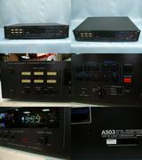 LUXKITデジタルFMチューナーA503