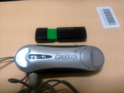 GROOBOX 128MBMP3プレーヤ,USBメモリ_0072